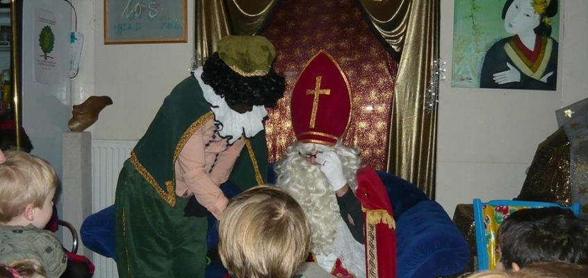 Sinterklaas | za. 28 november 2015