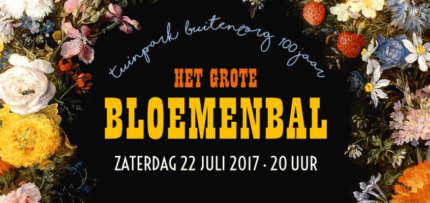 Het Grote Bloemenbal | za. 22 juli 2017