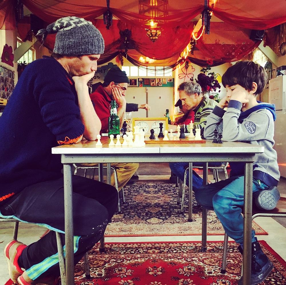 schaaktoernooi