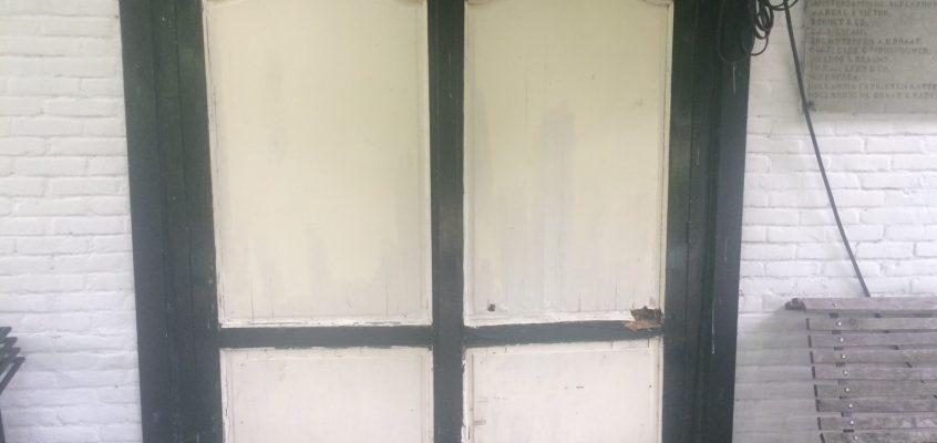 Nieuwe deuren in aantocht