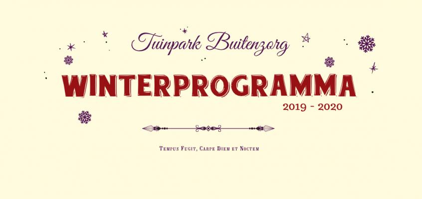 Winterprogramma 2019-2020